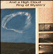 High Cloud Ring of Mystery